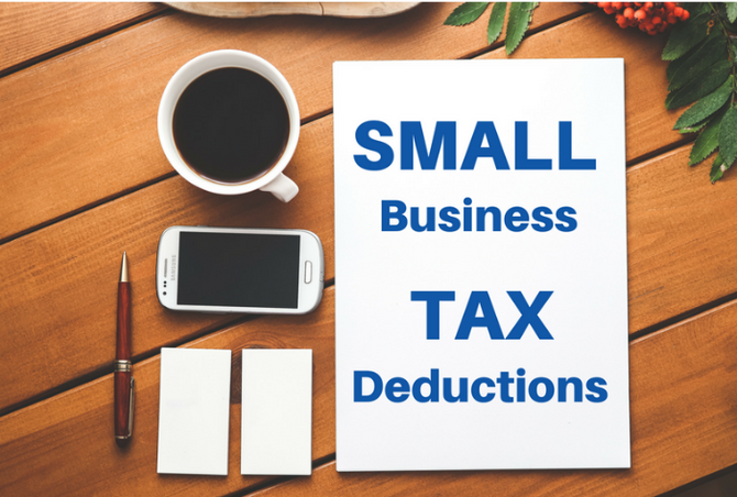 Business Tax Deductions - What Can You Claim?