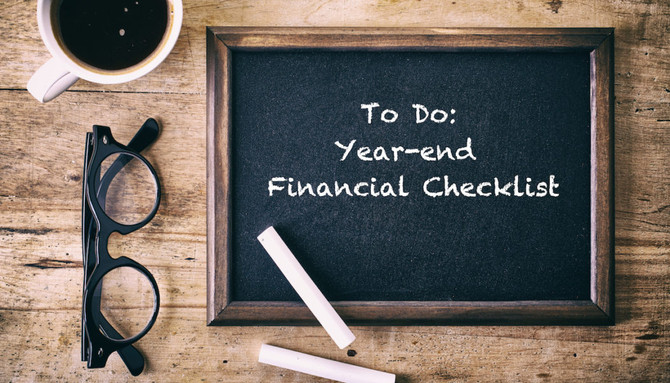 BE PREPARED FOR THE END OF FINANCIAL YEAR - 30 JUNE 2017
