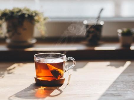 Brew-tea-ful cuppa enhances creativity