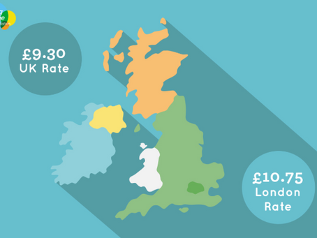Its Living Wage Week 2019 - WORKPLACE welcomes the new Living Wage week rate