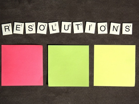 WHAT ARE YOUR WORKPLACE RESOLUTIONS?