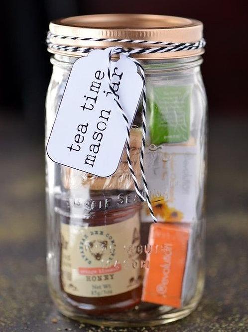 "Jars of Love ""gift baskets"""