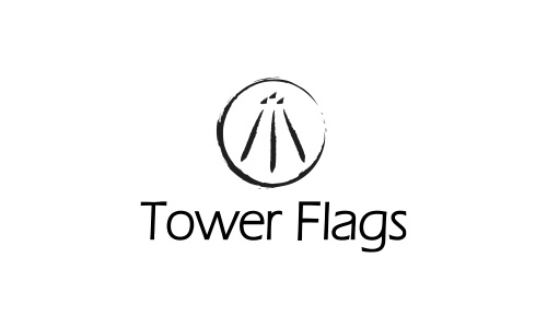 tower-flags