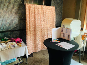 Baby Shower Photo Booth Rental