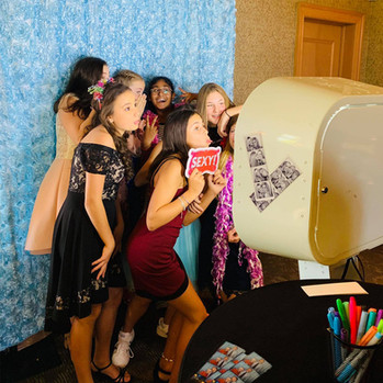 Kids Birthday Party Photo Booth Rentals
