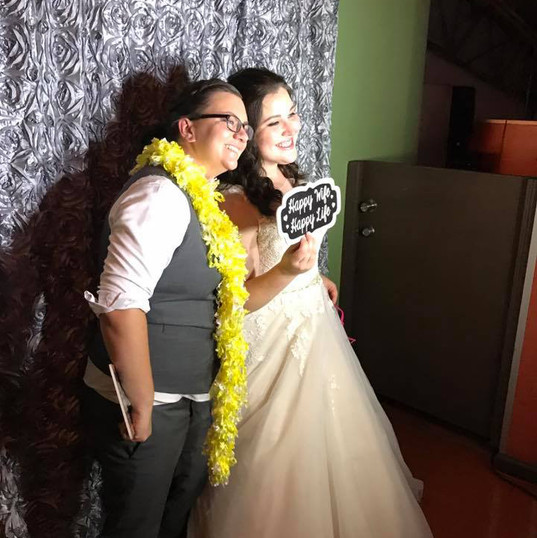 Photo Booth Couple