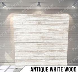 Antique White Wood