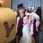 Wedding Photo Booth Golf Club Wedding