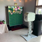 Easter Photo Booth Rental