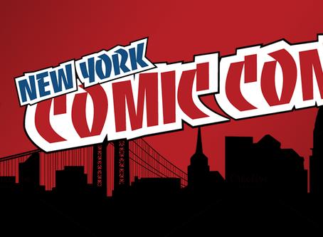 Heading to New York Comic Con!