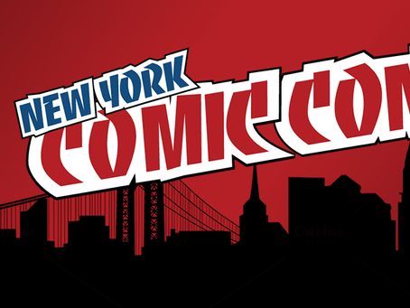 Heading to New York Comic Con!