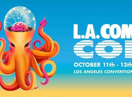 Gay Geeks Panel at LA Comic Con!