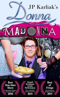 Donna/Madonna poster