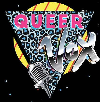 Queer Vox Logo