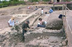 Fouilles archéologiques Jérome Marian