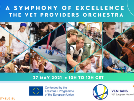 Online Event: A symphony of Excellence. The VET Providers Orchestra