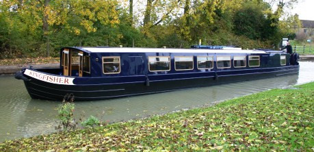 Kingfisher Cruise - Lancaster Canal