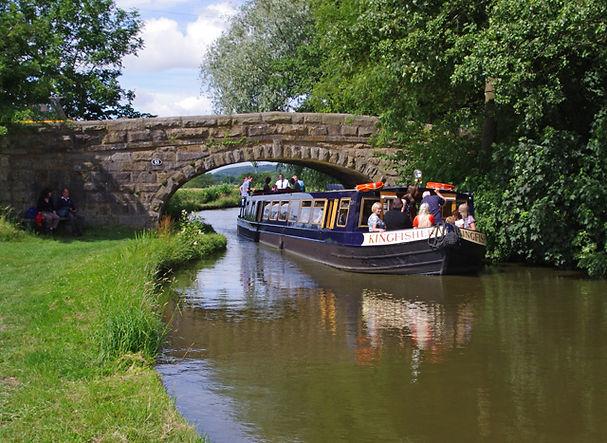 Lancaster Canal Boats Cruises Lancashire
