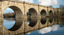 Discover : The Lune Aqueduct