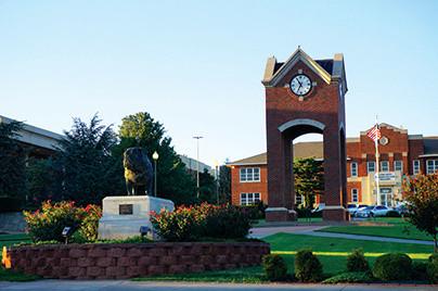 SWOSU, campus, news, media, enrollment, fall semester, The Southwestern, student media