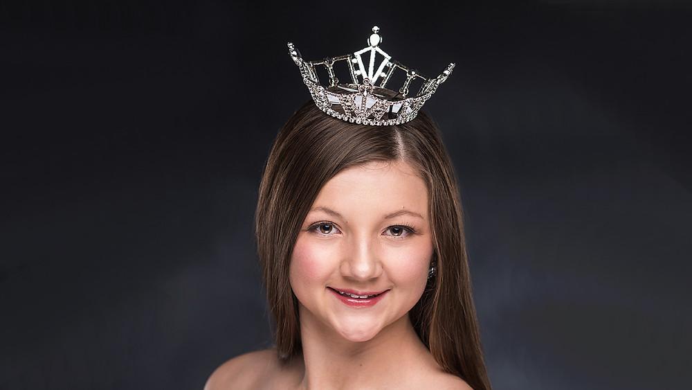 Miss SWOSU Outstanding Teen Peyton Davis. Photo: provided.