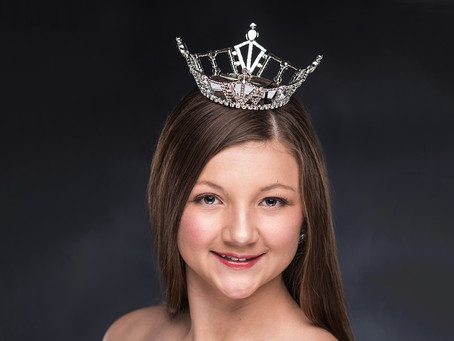 """Miss SWOSU Outstanding Teen Peyton Davis """"excited"""" to compete at Miss Oklahoma"""