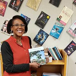 Professor Spotlight: Natasha Tinsley