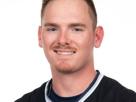 Matt Hopkins named GAC Pitcher of the Week