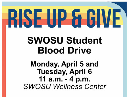 OBI Blood Drive - April 5-6