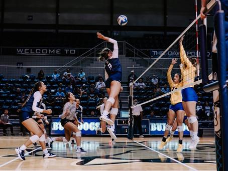 SWOSU Volleyball defeats Southeastern Oklahoma State University 3-0