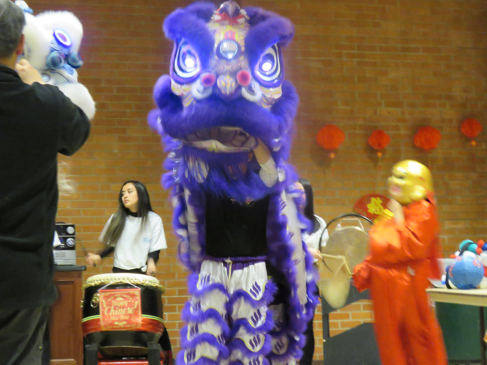 A picture from last year's Lunar New Year Event at SWOSU. Photo: Melissa Javorsky