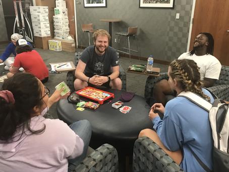 Root Beer & Board Games