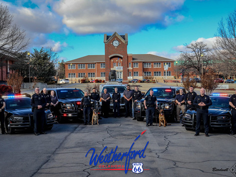 [Opinion] Great response time after shooting - Let's all say Thank You to Weatherford PD!