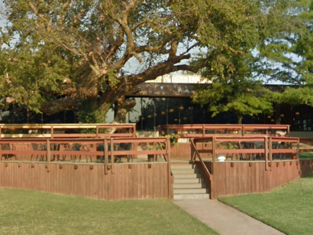 SWOSU's Student Union terrace not to be rebuilt by Spring 2022