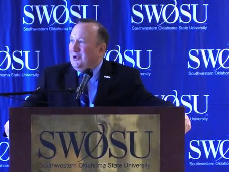 SWOSU receives historic $5 million donation