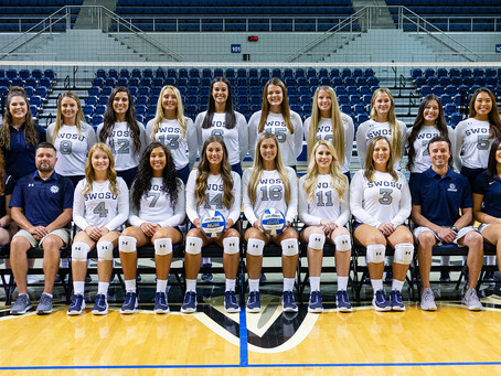 SWOSU volleyball earns academic recognition from AVCA