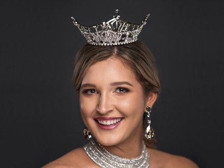 """""""Joy and excitement"""": Miss SWOSU Natalee Karcher ready for Miss Oklahoma Pageant"""