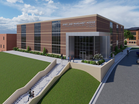 New Pharmacy and Rural Health Center to be built at SWOSU