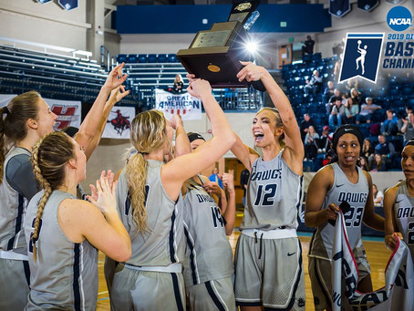SWOSU wins 2019 GAC Women's Basketball Championship