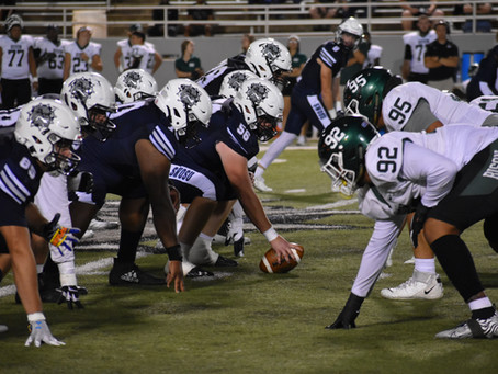 SWOSU football team loses second home game, fourth straight for the season