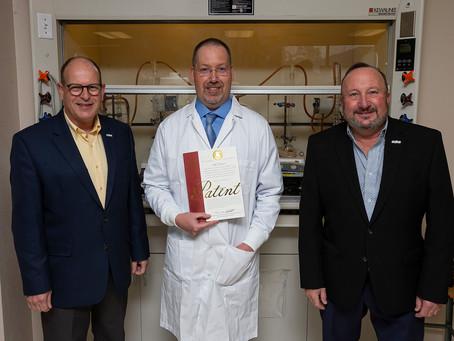 SWOSU receives first ever U.S. patent