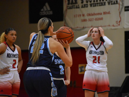 Lady Dawgs get back on track, beat rival NWOSU 87-77