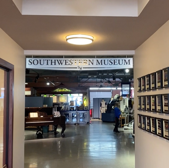 Southwestern Museum - A history of SWOSU