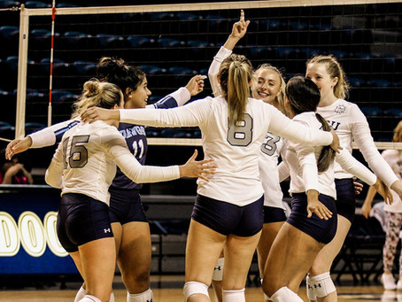 SWOSU volleyball look to defeat nationally ranked OBU