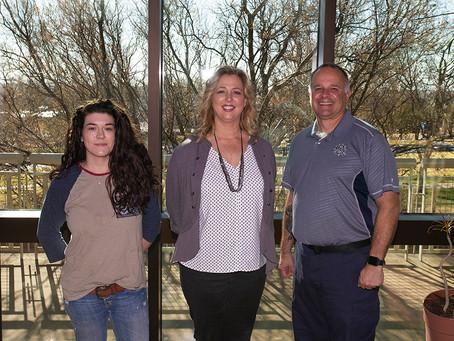 Trio benefits from SWOSU's Reach Higher Program