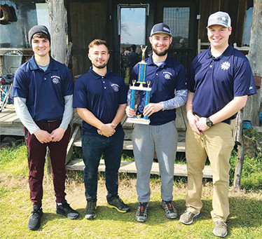 SWOSU Disc Golf Club is looking for new recruits