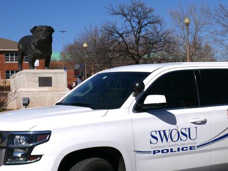 911 call Stewart Hall & jumpstart: SWOSU PD Daily Report Wednesday, Sept. 29