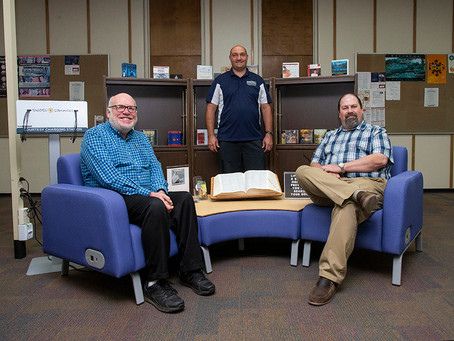 SWOSU libraries enable research for students and faculty
