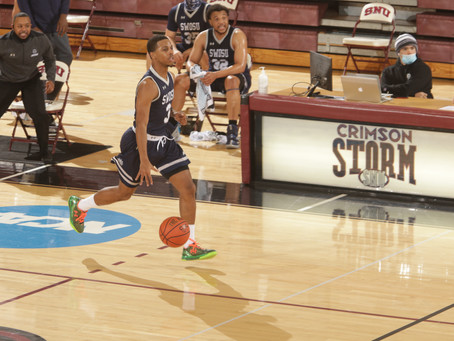 SWOSU Men fall to Southern Nazarene, 62-48