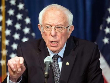 Bernie Sanders ends his presidential campaign